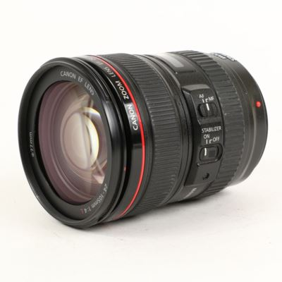 Used Canon EF 24-105mm f4 L IS USM Lens