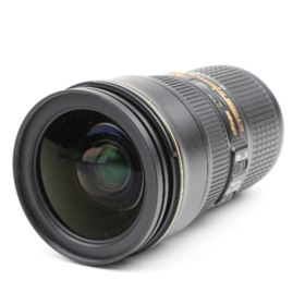 Used Nikon 24-70mm f2.8E AF-S ED VR Lens