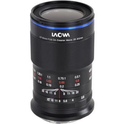 Laowa 65mm f2.8 2X Ultra Macro Lens for Fujifilm X