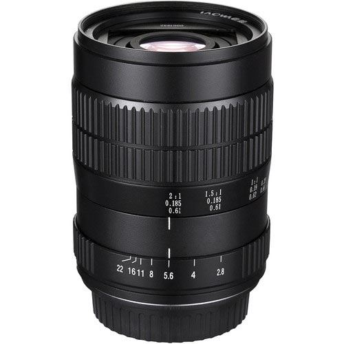 Image of Laowa 60mm f2.8 2X Ultra Macro Lens for Canon EF