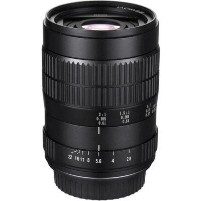 Laowa 60mm f2.8 2X Ultra Macro Lens for Nikon F