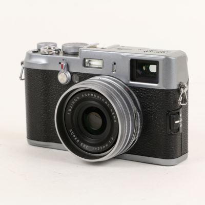 Used Fuji FinePix X100 Digital Camera