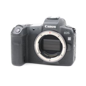 Used Canon EOS R Digital Camera with EF Adapter