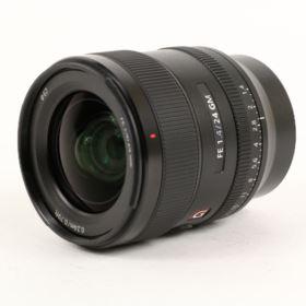 Used Sony FE 24mm f1.4 G Master Lens