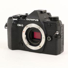 Used Olympus OM-D E-M5 Mark III Digital Camera Body - Black