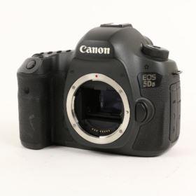 Used Canon EOS 5DS Digital SLR Camera Body