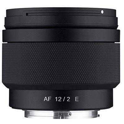 Samyang AF 12mm f2 Lens for Sony E