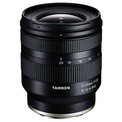 Tamron 11-20mm f2.8 Di III-A RXD Lens for Sony E