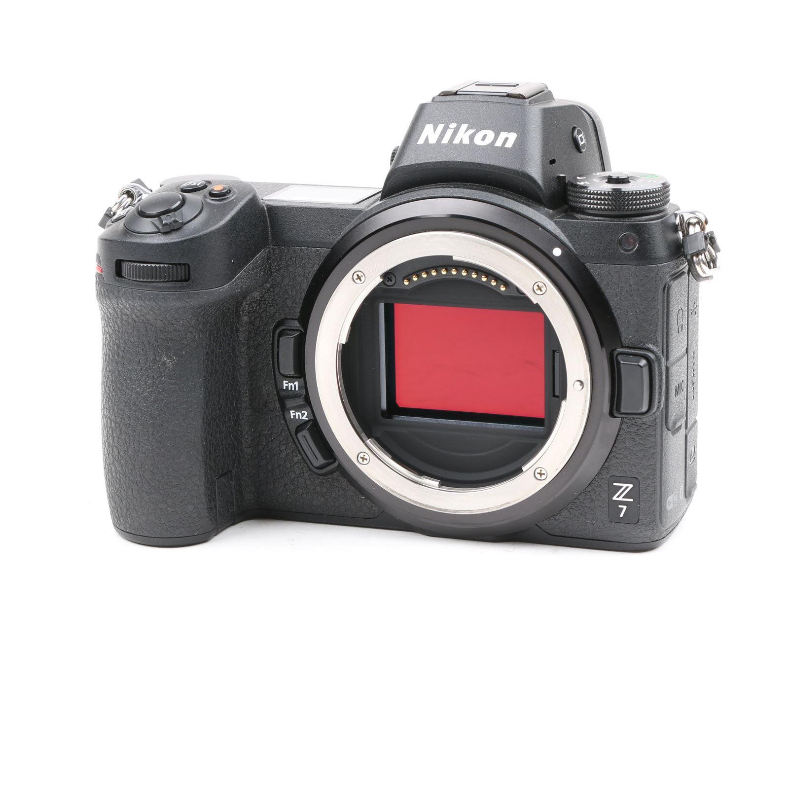 Used Nikon Z7 Digital Camera Body