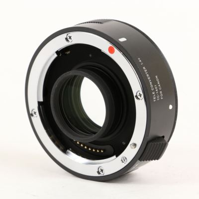 Used Sigma 1.4x TC-1401 Teleconverter - Canon Fit