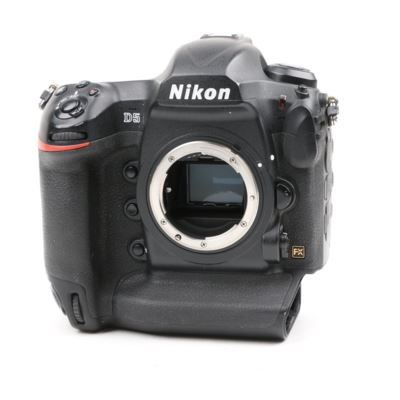 Used Nikon D5 Digital SLR Camera Body - Dual XQD