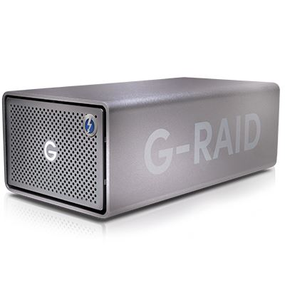 Image of Sandisk Professional G-RAID 2 8TB