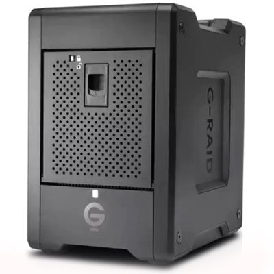 Image of Sandisk Professional G-RAID SHUTTLE SSD 16TB