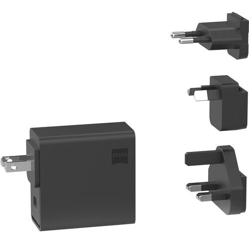 Zeiss ZX1 AC Adapter Travel Kit