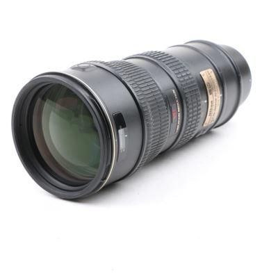 USED Nikon 70-200mm f2.8 G AF-S VR IF ED Lens