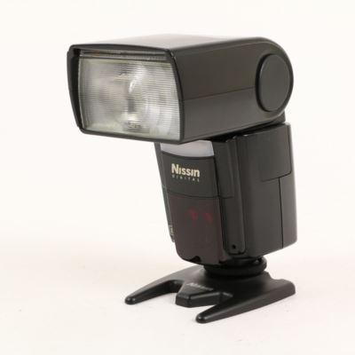USED Nissin Di866 MKII Professional Flashgun Canon Fit