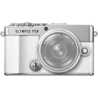 Olympus PEN E-P7 Digital Camera Body - White