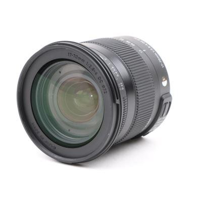 USED Sigma 17-70mm f2.8-4 DC Macro OS HSM Lens - Nikon Fit