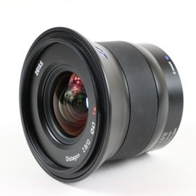 USED Zeiss 12mm f2.8 Touit Lens - Sony E Mount