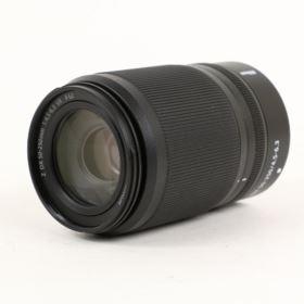 USED Nikon Z 50-250mm f4.5-6.3 DX VR Lens