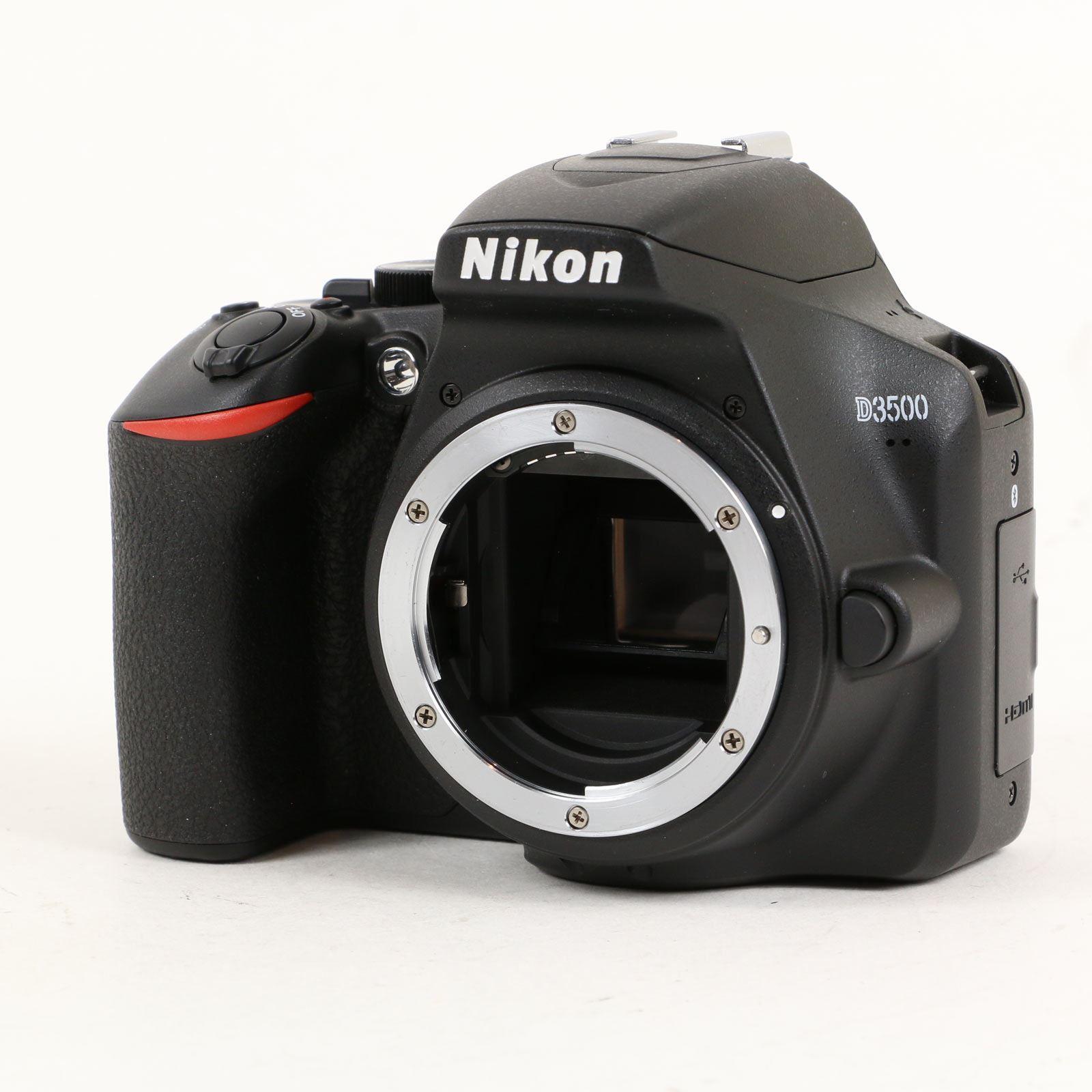 USED Nikon D3500 Digital SLR Camera Body