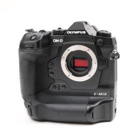 USED Olympus OM-D E-M1X Digital Camera Body