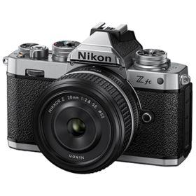 Nikon Z fc Digital Camera with 28mm Lens