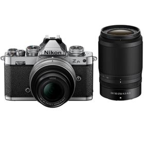 Nikon Z fc Digital Camera with 16-50mm and 50-250mm Lenses