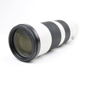 USED Sony FE 200-600mm f5.6-6.3 G OSS Lens