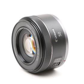 USED Canon RF 50mm f1.8 STM Lens