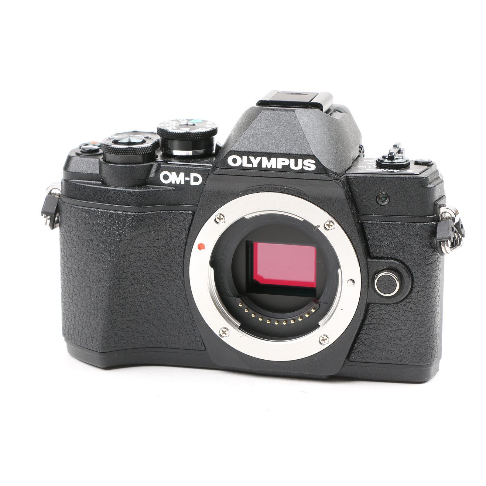 USED Olympus OM-D E-M10 Mark III Digital Camera Body - Black
