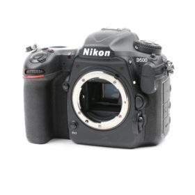 USED Nikon D500 Digital SLR Camera Body