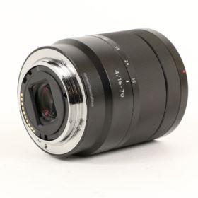 USED Sony E 16-70mm f4 ZA OSS Lens