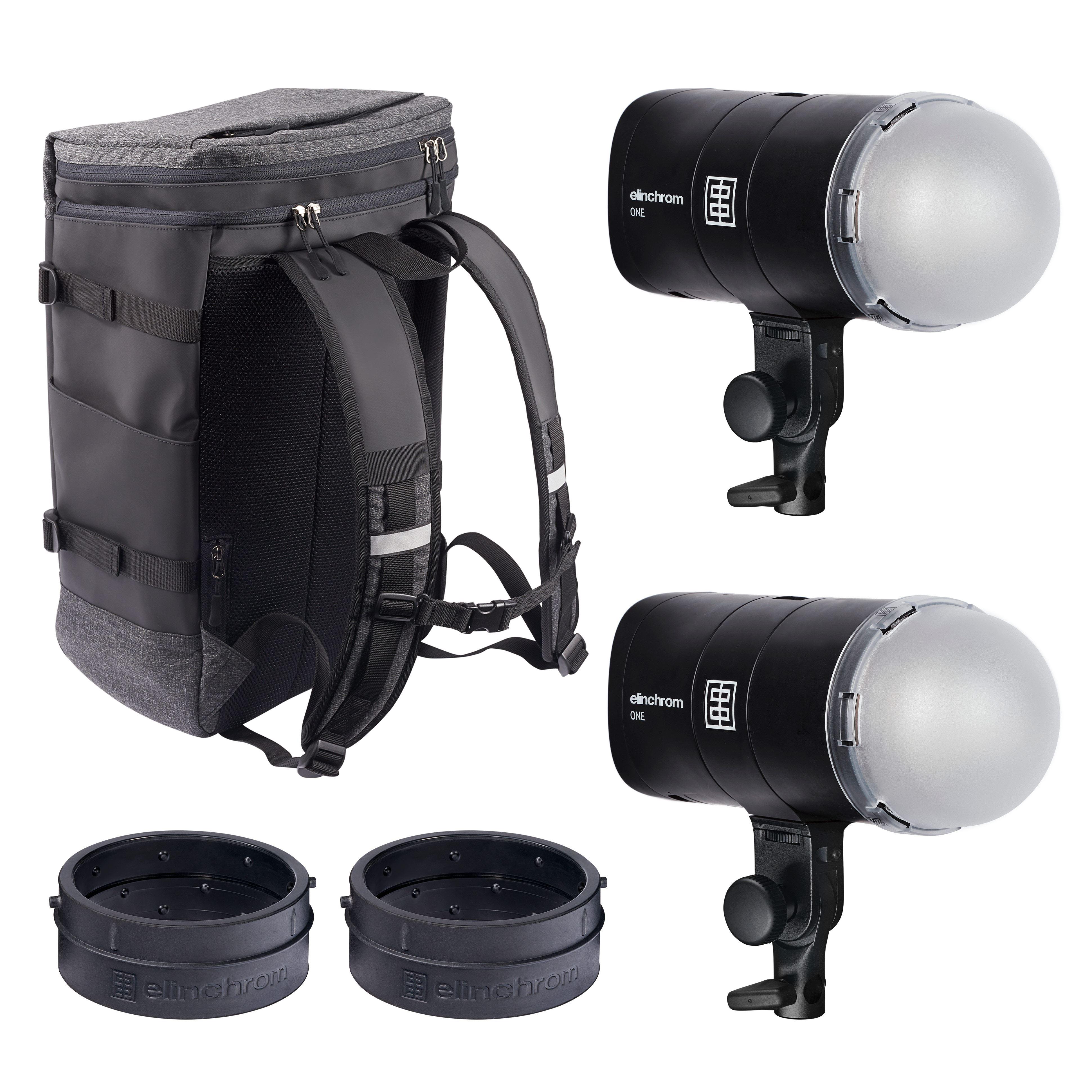 Image of Elinchrom ONE Off Camera Flash Dual Kit