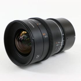 USED Samyang 24mm T1.5 VDSLR MK2 Lens - Canon RF
