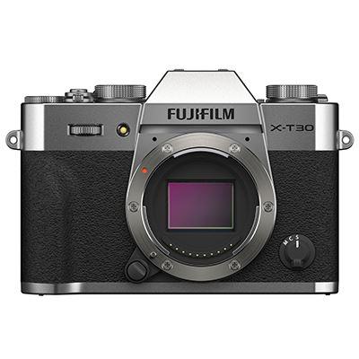 Fujifilm X-T30 II Digital Camera Body - Silver