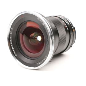 USED Zeiss 21mm f2.8 T* Distagon ZF.2 Lens - Nikon Fit