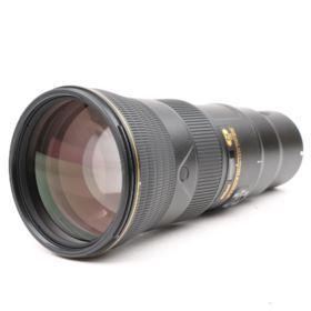 USED Nikon 500mm f5.6E PF ED VR AF-S Lens