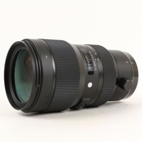 USED Sigma 50-100mm f1.8 DC HSM Art Lens - Canon Fit