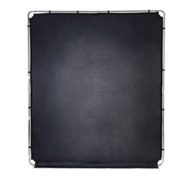 Manfrotto EzyFrame Vintage Background Cover 2 x 2.3m - Pewter