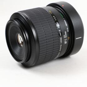 USED Canon MP-E 65mm f2.8 1-5x Macro Lens