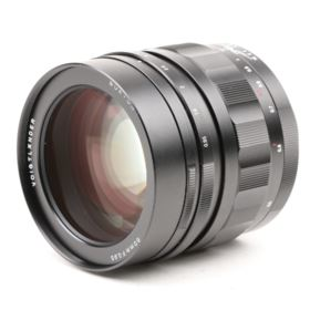 USED Voigtlander 60mm f0.95 Nokton Lens - Micro Four Thirds Fit