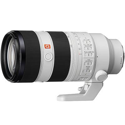 Sony FE 70-200mm f2.8 G Master OSS II Lens