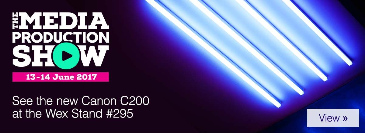 Canon EOS C200 4K Camcorder | Wex Photo Video