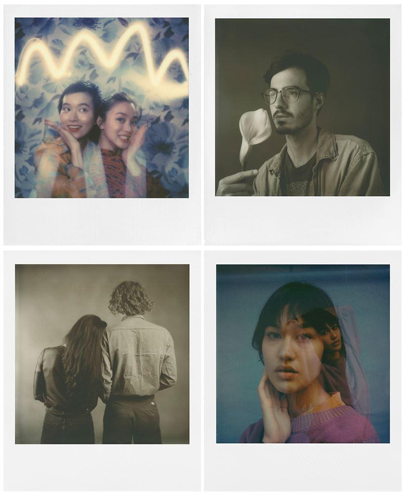 Polaroid OneStep+ Instant Camera sample images