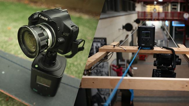 The Syrp Genie Motion Control Device