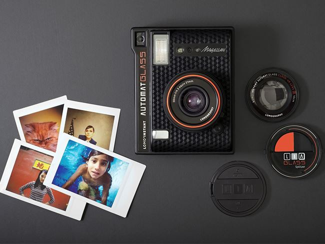 Lomography Instant Automat Glass Magellan
