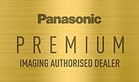 Panasonic premium imaging authorised dealer