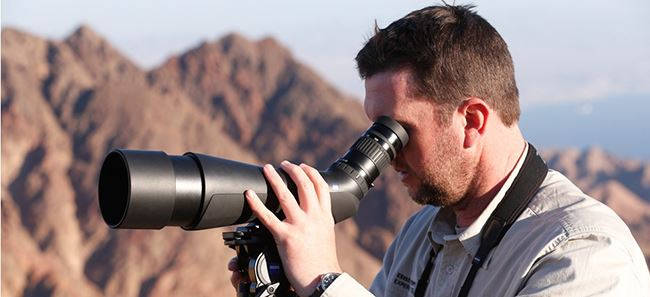 Zeiss Conquest Gavia 85 Angled Spotting Scope