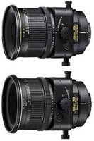Nikon PCE Lenses,45 and 85mm